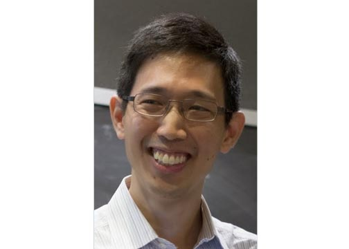 photo of Dr. Albert Pan