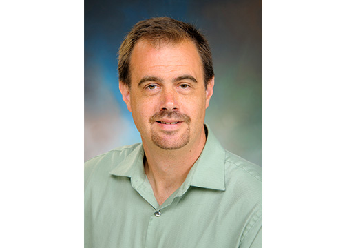 photo of Dr. Eric Wagner