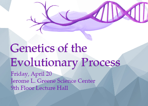Genetics of the Evolutionary Process Meeting