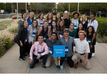 photo of CU Amgen Scholars from Summer 2018