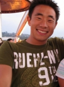 William Shin is pictured.