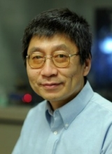 Dr. Liang Tong is pictured.