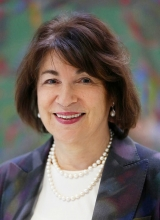 Dr. Carol Prives is pictured