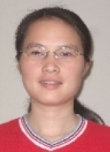 Xiaomei Zeng is pictured.